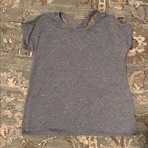 Athleta Girl Gray XL Shirt